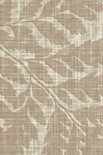 Leaf Plaid Hand Knotted Rug