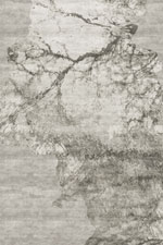 Rainstorm Hand Knotted Rug