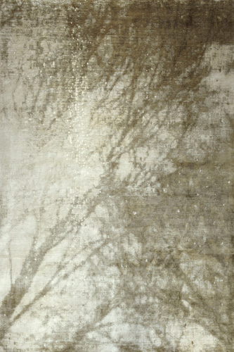 Branches Hand Knotted Rug
